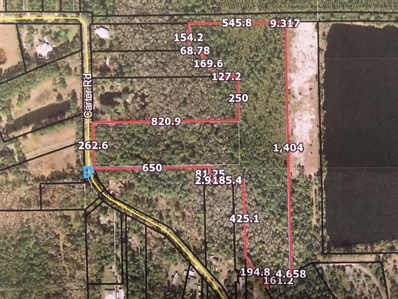 St Augustine, FL home for sale located at 1940 Carter Rd, St Augustine, FL 32084