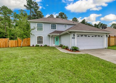 Yulee, FL home for sale located at 86120 Creekwood Dr, Yulee, FL 32097