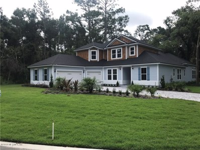 Fernandina Beach, FL home for sale located at 1286 Quattlefield Ln, Fernandina Beach, FL 32034