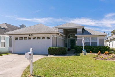 Ponte Vedra Beach, FL home for sale located at 224 Charlemagne Cir, Ponte Vedra Beach, FL 32082