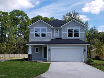 St Augustine, FL home for sale located at 190 Sawmill Landing Dr, St Augustine, FL 32086