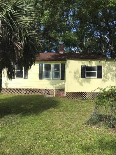 210 Bronson St, Jacksonville, FL 32254 - MLS#: 962399
