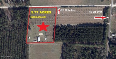 Melrose, FL home for sale located at  NE 35TH Ave, Melrose, FL 32666