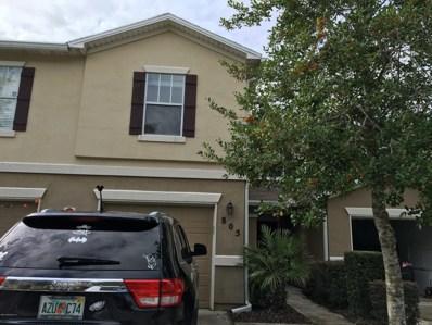 805 S Black Cherry Dr, Jacksonville, FL 32259 - MLS#: 962602
