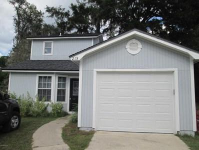 213 Aquarius Cir N, Jacksonville, FL 32216 - #: 962671