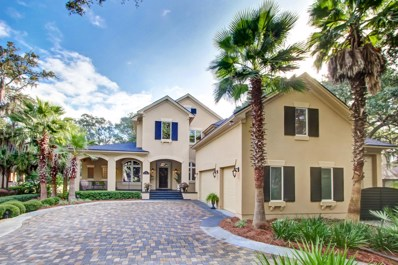 Fernandina Beach, FL home for sale located at 6 Marsh Creek Rd, Fernandina Beach, FL 32034