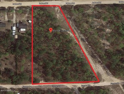 Keystone Heights, FL home for sale located at 6031 Oak Leaf Rd, Keystone Heights, FL 32656