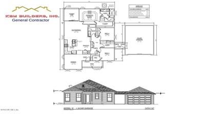 4625 Burdock Ct, Middleburg, FL 32068 - #: 963016