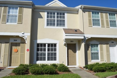 8230 Dames Point Crossing Blvd UNIT 305, Jacksonville, FL 32277 - MLS#: 963169