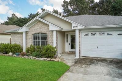 2043 E Hovington Cir, Jacksonville, FL 32246 - MLS#: 963467