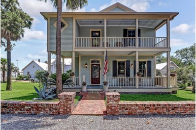 Fernandina Beach, FL home for sale located at 424 N 3RD St, Fernandina Beach, FL 32034