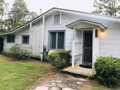 Pomona Park, FL home for sale located at 345 N Broward Ave, Pomona Park, FL 32181