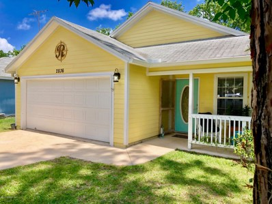 2836 Ninth St, St Augustine, FL 32084 - #: 963859