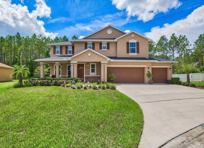 St Augustine, FL home for sale located at 20 Trellis Bay Dr, St Augustine, FL 32092