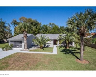 Palm Coast, FL home for sale located at 5 Felicia Ct, Palm Coast, FL 32137