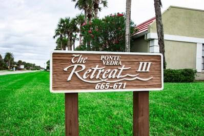 667 Ponte Vedra Blvd UNIT B, Ponte Vedra Beach, FL 32082 - #: 964235