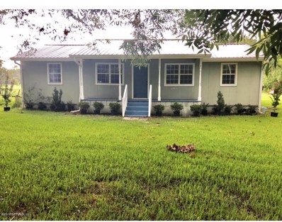 Starke, FL home for sale located at 19951 NW 71st Ave, Starke, FL 32091