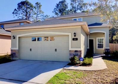 211 Buck Run Way, St Augustine, FL 32092 - #: 964714