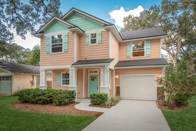 410 F St, St Augustine, FL 32080 - #: 965688