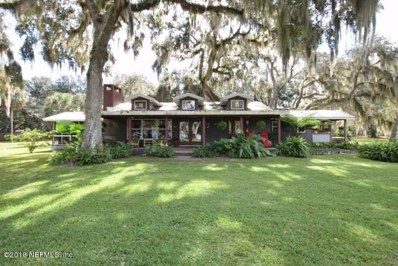 Georgetown, FL home for sale located at 132 Drayton Island Rd, Georgetown, FL 32139