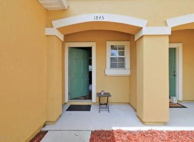 1845 Biscayne Bay Cir, Jacksonville, FL 32218 - MLS#: 965744