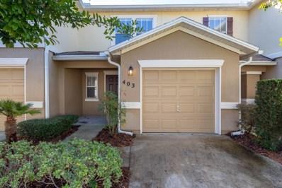 403 Walnut Dr, St Johns, FL 32259 - #: 965826