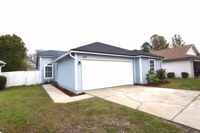 382 Silent Brook Trl, Jacksonville, FL 32225 - MLS#: 966164