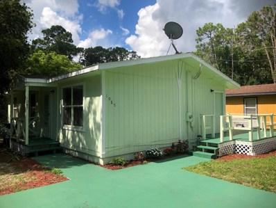 1085 Puryear St, St Augustine, FL 32084 - #: 966525