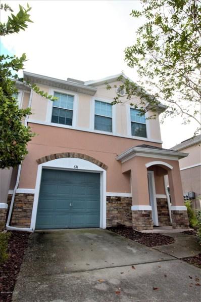 631 Crystal Way, Orange Park, FL 32065 - MLS#: 966558