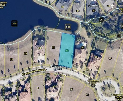 St Augustine, FL home for sale located at 739 Promenade Pointe Dr, St Augustine, FL 32095