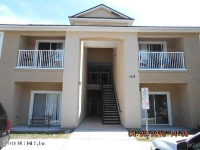 1418 Manotak Point Dr UNIT 206, Jacksonville, FL 32210 - #: 966807