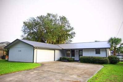 123 Cypress Dr, East Palatka, FL 32131 - MLS#: 967063