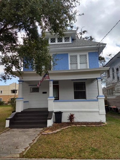 Jacksonville, FL home for sale located at 1739 Silver St, Jacksonville, FL 32206