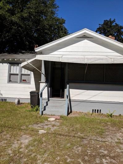 449 W 58TH St, Jacksonville, FL 32208 - #: 967241