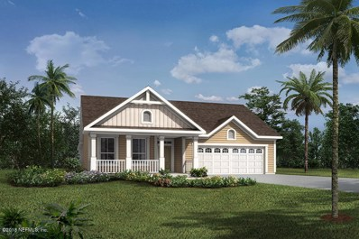St Augustine, FL home for sale located at 48 Leclerc Ct, St Augustine, FL 32095