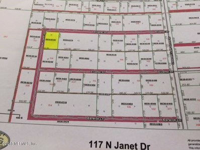 Crescent City, FL home for sale located at 117 N Janet Rd, Crescent City, FL 32112