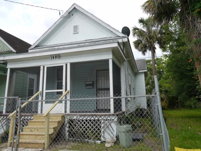 1480 N Myrtle Ave, Jacksonville, FL 32209 - MLS#: 968017