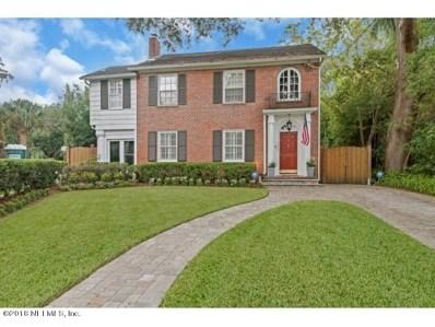 1398 Belvedere Ave, Jacksonville, FL 32205 - #: 968089
