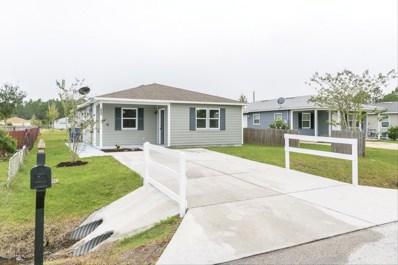 837 Scheidel Way, St Augustine, FL 32084 - #: 968109