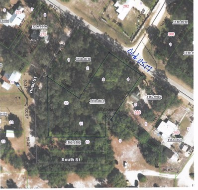 Crescent City, FL home for sale located at 285 Old Highway 17, Crescent City, FL 32112