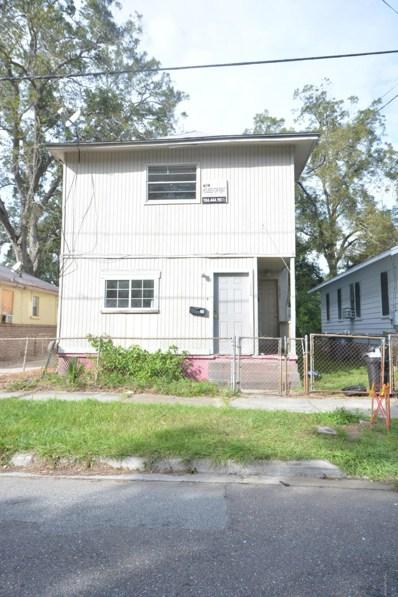 1327 W 23RD St, Jacksonville, FL 32209 - #: 968408