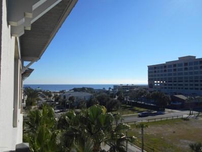 525 N 3RD St UNIT # 503, Jacksonville Beach, FL 32250 - #: 968416