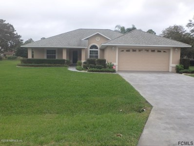 Palm Coast, FL home for sale located at 61 Bickford Dr, Palm Coast, FL 32137