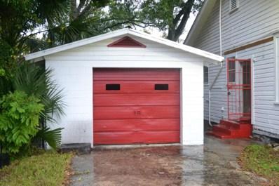 1436 Myrtle Ave, Jacksonville, FL 32209 - MLS#: 968535