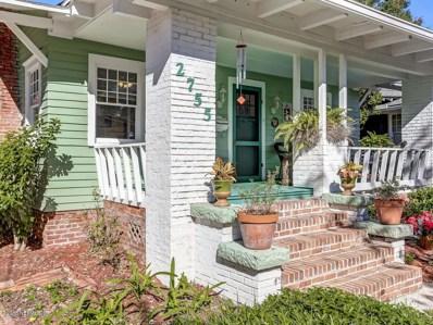 2755 Herschel St, Jacksonville, FL 32205 - #: 968664