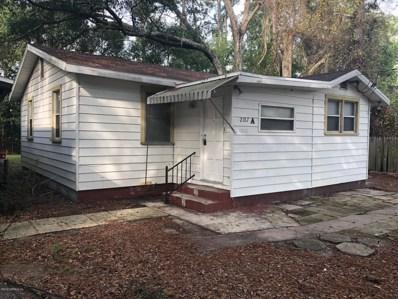 2767 Parkrus Ln UNIT A, Jacksonville, FL 32208 - #: 968735