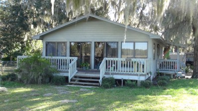 Crescent City, FL home for sale located at 301 Pomona Landing Rd, Crescent City, FL 32112