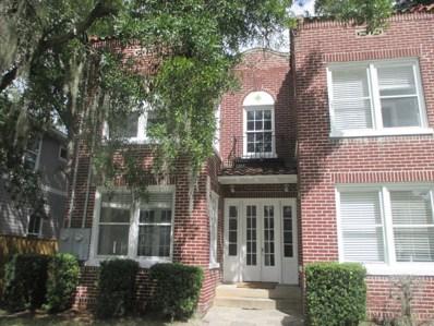 2047 Forbes St UNIT 1, Jacksonville, FL 32204 - MLS#: 968912