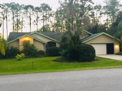 107 Forest Hill Dr, Palm Coast, FL 32137 - #: 968933