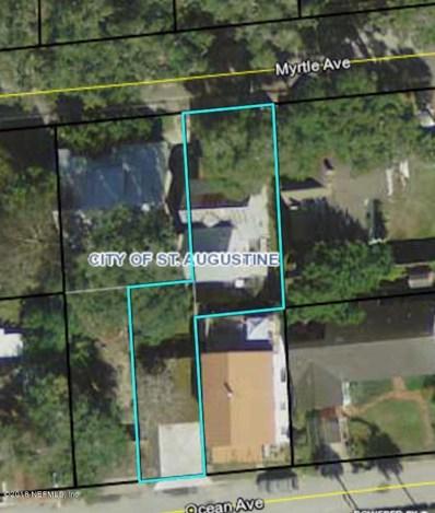 13 Myrtle Ave, St Augustine, FL 32084 - #: 969247